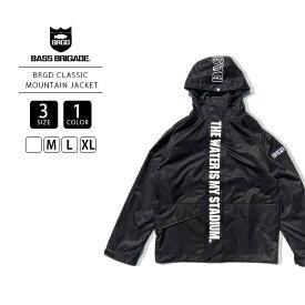 【送料無料】バスブリゲード ジャケット BASS BRIGADE ジャケット マウンテン CLASSIC MOUNTAIN JACKET BBMJ02