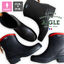 【 AIGLE エーグル 】 MS JULIETTE BT2 レディース ミスジュリエット ボッティロン ラバーブーツ ZZF8891 / レインブーツ 長靴 シューズ 婦人靴 アンクル丈 ショートブ