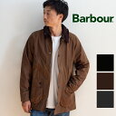 【 Barbour バブアー 】 BEDALE SL ビデイル SL オイルドジャケット 38756 / トップス アウター ワックスドジャケット ワックスコート メンズ 暴風 撥水 ブランド 秋冬