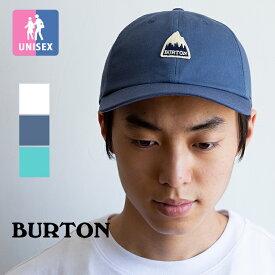 【 BURTON バートン 】 RAD DAD CAP 6パネル コットン キャップ 173801 / 帽子 ローキャップ ロゴ フリーサイズ ストラップ 調節可能 メンズ レディース ユニセックス 男女兼用 20SS/