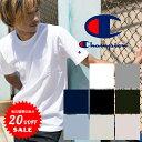 【期間限定SALE! ¥3,240⇒¥2,592】【Champion チャンピオン】ベーシック ポケットTシャツ C3-K340/メンズ/定番/半袖/カジュアル...