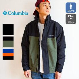 【 Columbia コロンビア 】 ライアンストリーム 中綿 ジャケット Ryan Stream Jacket PM5725 / トップ スアウター ジャケット メンズ 防水 撥水 防風 防寒 アウトドア 中綿 2019AW