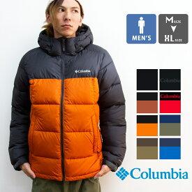 【 Columbia コロンビア 】 PIKE LAKE HOODED JACKET パイクレイク フーデッドジャケット WE0020 / トップス アウター ダウンジャケット 中綿ジャケット メンズ レディース ユニセックス アウトドアウェア OMNI-HEAT