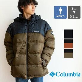 【SALE!!】【 Columbia コロンビア 】ブロ ポイント ダウンジャケット Bulo Point Down Jacket WM1310 / columbia ダウン コロンビア ダウン ジャケット メンズ トップス アウター omni-heat オムニヒート 切り替え 防寒 20AW