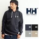 【 HELLY HANSEN ヘリーハンセン 】 HH Logo Sweat Parka HHロゴ スウェット パーカー HE31968 / ヘリーハンセン パー…