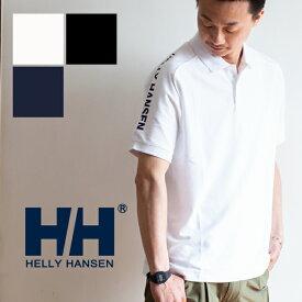 【HELLY HANSEN ヘリーハンセン】S/S TEAM POLO 半袖 チームポロ HH31914 トップス 半袖 ポロシャツ ロゴ 機能素材 防臭 ヘリーハンセン helly hansen メンズ HELLY HANSEN ヘリーハンセン HH31914 S/S チームポロ ヘリーハンセン ポロシャツ ヘリーハンセン メンズ