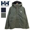 【 HELLY HANSEN ヘリーハンセン 】 スカンザ 3ウェイ ジャケット メンズ Scandza 3WAY Jacket HOE11877 / トップス ジャケット アウター アウターシェル