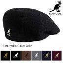 【SALE!!】【 KANGOL カンゴール 】 SMU ウール ギャラクシー SMU Wool Galaxy 198-169502 / K3240SM / カンゴール 帽…