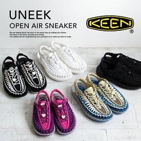 【KEEN キーン】 メンズ レディース UNEEK ユニーク サンダル 1014097/1014098/1019281/1018683