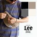 【Lee リー】ボアフリースウエストバッグ 0425431 /ウエストポーチ/ボディバッグ/ワン...