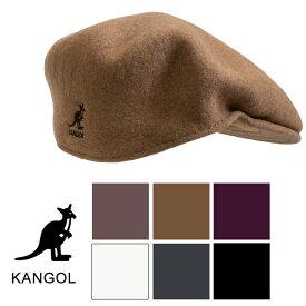【SALE!!】【 KANGOL カンゴール 】 ウール 504 ハンチング Wool 504 187-169001 / 0258BC/帽子/ロゴ/ワンポイン/羊毛/フェルト/メンズ/レディース/ユニセックス