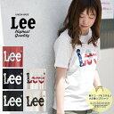 【Lee リー】Lee BIGロゴ スラブ素材 半袖プリントTシャツ LS7407/LEE/レディース/メンズ/ユニセックス/トップス/Tシャツ/Lee/ロゴ/プリント/カットソー/半袖/ブランドロゴ