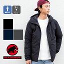 【ウインターSALE!!】【 MAMMUT マムート 】 Whitehorn Pro IN Hooded Jacket AF Men ホワイトホーン プロ イン フーデッド ジャケット 1013-01330 / アウター ダウンジャケット ダウン パーカー フーディー 中わた 防寒 防風 アウトドア ロゴ メンズ mammut