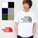 【THE NORTH FACE ザノースフェイス】S/S Camouflage Logo Tee ショートスリーブ カモフラージュロゴTシャツ NT31932 …