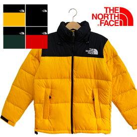【 THE NORTH FACE ザノースフェイス 】 Nuptse Jacket ヌプシジャケット ND91841 / アウター ジャケット ダウンジャケット ダウン フェザー ナイロン フーディー フード 撥水 アウトドア カジュアル シンプル ロゴ 刺繍 ブランド the north face ジャケット メンズ