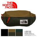 【 THE NORTH FACE ザノースフェイス 】 Lumbar Pack ランバーパック NM71954 / ウエストバッグ ウエストポーチ ボデ…