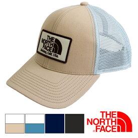 【 THE NORTH FACE ザノースフェイス 】 Trucker Mesh Cap トラッカーメッシュキャップ NN01717 / 帽子 キャップ ロゴ ブランド 刺繍 ワッペン カジュアル ストリート アウトドア メンズ レディース ユニセックス ノースフェイス キャップ the north face キャップ
