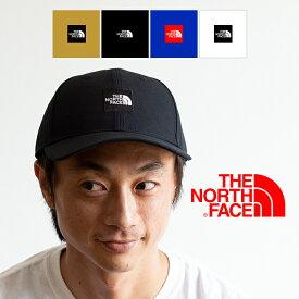 【 THE NORTH FACE ザノースフェイス 】SQUARE LOGO CAP スクエア ロゴ キャップ NM41911 / ノース キャップ 帽子 ベースボールキャップ フリーサイズ ロゴ ロゴ刺繍 調節可能 カジュアル アウトドア メンズ レディース ユニセックス /