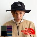【 THE NORTH FACE ザノースフェイス 】 Horizon Hat ホライズンハット NN41918 / 小物 帽子 ハット UVケア 紫外線カット ロゴ 春夏 アウトドア フェス キャン