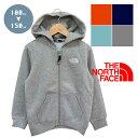 【 THE NORTH FACE ザノースフェイス 】 Kids Rearview Full Zip Hoodie キッズ リアビュー フルジップフーディー NTJ…