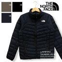 【 THE NORTH FACE ザノースフェイス 】 Thunder Jacket サンダージャケット(メンズ) NY81812 / ノースフェイス ダウン ノースフェイス アウター メンズ ノースフェイス サンダージャケット メンズ フーディ フード ライトダウン the north face アウトドア ポケッタブル