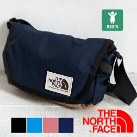 【 THE NORTH FACE ザノースフェイス 】 K Shoulder Pouch キッズ ショルダーポーチ NMJ71753 / the north face バッグ ノースフェイス バッグ ショルダーバッグ キッズ メッセンジャーバッグ サコッシュ ミニ 斜め掛けバッグ ジュニア バッグ 子供 かばん 軽い 2.5L 20SS