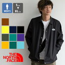 【 THE NORTH FACE ザノースフェイス 】 The Coach Jacket ザ コーチジャケット NP22030 / THE COACH JACKET ナイロンジャケット カバーオール