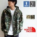 【 THE NORTH FACE ザ ノースフェイス 】 Novelty Compact Jacket ノベルティー コンパクト ジャケット NP71535 / シェルジャケット マウンテンパーカー