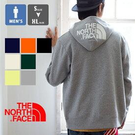 【 THE NORTH FACE ザ ノースフェイス 】 Rearview FullZip Hoodie メンズ リアビュー フルジップ フーディ NT11930 / パーカー ジップパーカー フルジップ ジップアップ スウェット フード ロゴ刺繍 裏起毛 ノース パーカー north パーカー 20AW/