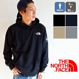 【ポイント10倍!!】【 THE NORTH FACE ザノースフェイス 】 スクエアロゴフーディ メンズ Square Logo Hoodie NT12035 / ノース トップス スウェット パーカー トレーナー インナー アウトドア ブランド ファッション 20SS