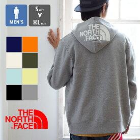 【 THE NORTH FACE ザ ノースフェイス 】 Rearview FullZip Hoodie メンズ リアビュー フルジップ フーディ NT11930 / パーカー ジップパーカー フルジップ ジップアップ スウェット フード ロゴ刺繍 裏起毛 ノース パーカー north パーカー 21SS