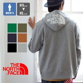 【 THE NORTH FACE ザ ノースフェイス 】 Rearview FullZip Hoodie メンズ リアビュー フルジップ フーディ NT62130 / ノースフェイス リアビュー フルジップ フーディー パーカー ジップパーカー フルジップ ジップアップ スウェット ノース パーカー north パーカー 21AW