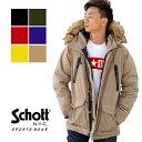 【SALE!!】【Schott ショット】SNORKEL DOWN PARKA シュノーケル ダウンパーカー 3182...