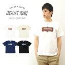 『Philadelphia』 JEANSBUG ORIGINAL PRINT T-SHIRT オリジナルフィラデルフィア アメカジプリント 半袖Tシャツ シンプル 英字 ボックスロゴ メンズ レディー