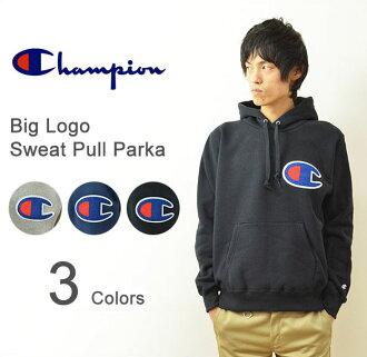 JEANSBUG | Rakuten Global Market: Champion (champion) big logo ...