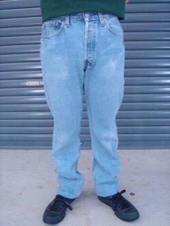 """USED Levi's ( Levis ) """"501"""" vintage jeans jeans denim JEANS"""