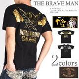 ブレイブマン×ヤッターマンコラボTシャツエンボスプリントドロンジョ半袖TシャツYMB-2106【2021春夏新作】