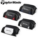 【ゴルフ】【シューズケース】TaylorMade テーラーメイド メンズ TM P-3 Series シューズケース CBZ86