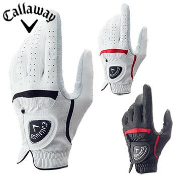 【ゴルフ】【グローブ】キャロウェイ Callaway Tour Hybrid Glove 17 JM ツアー ハイブリット グローブ メンズ 左手用