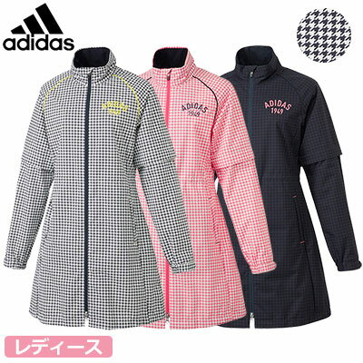 【ゴルフ】【レインウエア】adidas アディダス レディース JP SP climaproof レインワンピース CCM87