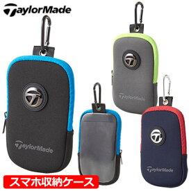 【ゴルフ】【スマホケース】テーラーメイド TaylorMade メンズ TM ネオプレーン MOケース LOB34 日本正規品