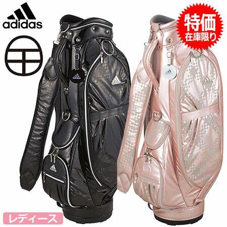 【在庫限り特価】【ゴルフ】【キャディバッグ】アディダス adidas レディース CORE キャディバッグ2 QR898 日本正規品
