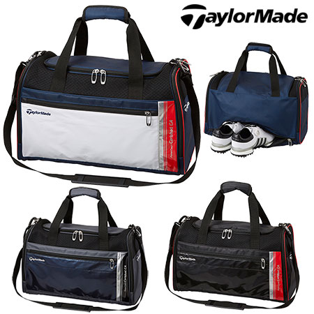 【ゴルフ】【ボストンバッグ】テーラーメイド TaylorMade メンズ TM18 E-5 ボストンバッグ KL984 日本正規品