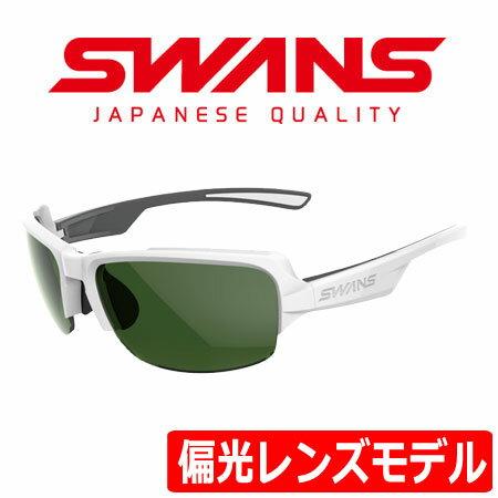 【在庫限り特別価格】【偏光レンズ】【サングラス】【ゴルフ】スワンズ SWANS DF-0057 DAY OFF サングラス 偏光スモークレンズ [DF-0057] (日本製)