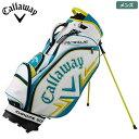 【ゴルフ】【キャディーバッグ】キャロウェイ Callaway メンズ TOUR 18 JM スタンド キャディーバッグ 5118181 日本正規品