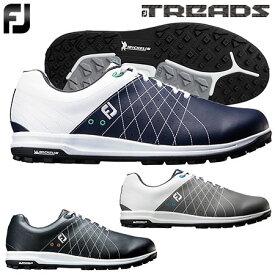 【ゴルフ】【スパイクレス】FOOTJOY フットジョイ メンズ FJ TREADS Lace スパイクレスシューズ 56210 56204 56211 2018年モデル
