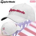 【ゴルフ】【キャップ 帽子】テーラーメイド TaylorMade レディース Women's Tour Radar Hat [B1164401] USA直輸入品...