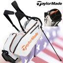 【キャディバッグ】テーラーメイド TaylorMade メンズ 5.0 Stand Bag [N6387901] USA直輸入品