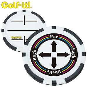 【日/祝も発送】【ゴルフ】【マーカー】ライト LITE ポーカーチップ ネクストパット(100) X-768