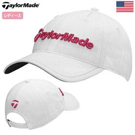 【ゴルフ】【キャップ 帽子】テーラーメイド TaylorMade レディース Women's Tour Radar Hat [B1164401] USA直輸入品